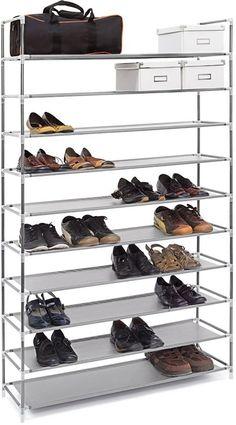 Schoenenkast Voor 36 Paar Schoenen.Casibel Hangschoenenrek Voor 36 Paar Schoenen Collishop