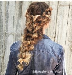 Twisty braid