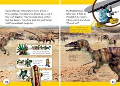 Learn with LEGO Nonfiction Books: An Adventure in the Real World! Inside look at Dino Safari #LEGO #books