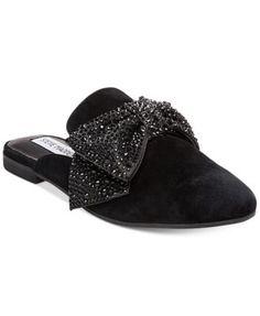 STEVE MADDEN Steve Madden Women's Harlan Bow Mules. #stevemadden #shoes #