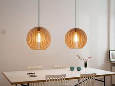 AION L Pendelleuchte Aus Birkenholz Lampen WohnzimmerHolzInnenarchitekturEuroHome DesignWood