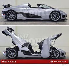 Floyd Mayweather -- I Finally Got My $4.8 Million Hyper Car! | TMZ.com