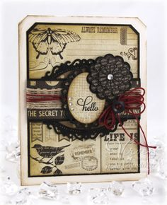 Viva la Verve Hello by stamps4funinCA - Cards and Paper Crafts at Splitcoaststampers