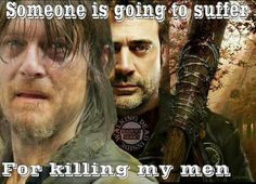 And YOUR RATINGS are going to suffer if it's Daryl. Rick,or Glenn!!!