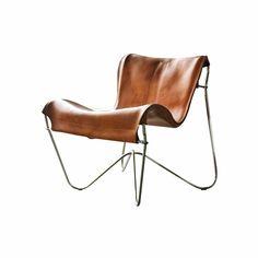 Max Gottschalk, Pretzel chair, 1970.