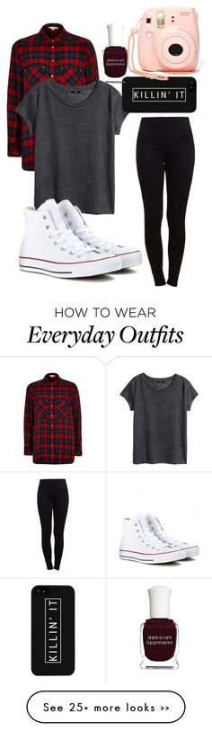 """""""Everyday lazy outfit"""" by nnarinian-1 on Polyvore"""