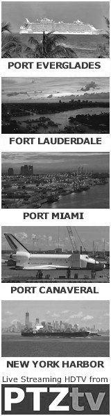 Ft Lauderdale Webcam - A Port Everglades and Fort Lauderdale Web Cam