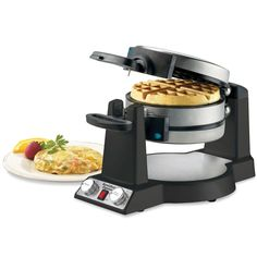 The Only Omelet And Waffle Maker - Hammacher Schlemmer