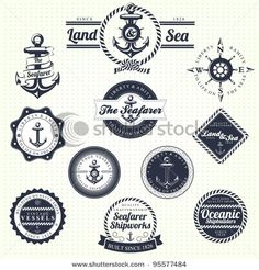 more retro nautical design
