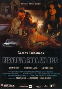 Pesadilla para un rico (1996)  España. Dir.: Fernando Fernán-Gómez. Comedia. Intriga - DVD CINE 1962-V