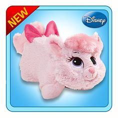 bd3af2040c7 Disney Princess Palace Pets Kitten - Beauty by Pillow Pets These new Palace  Pets are adorable folding plush animals that have been adopted by a Disney  ...