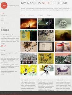clean portfolio premium WordPress theme from CSSIgniter