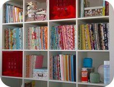 Fabric Organization Round-Up | The Thinking Closet
