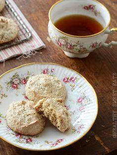 Chewy Butterscotch Maple Walnut Cookies