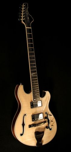 Languedoc Guitars - G2 Model (We all need something to aspire to, right?)