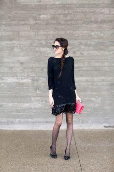 kate-spade-black-sequin-dress