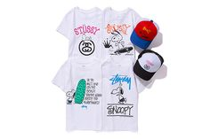 Stussy Kids x Peanuts 2012 Spring/Summer Capsule Collection #2 | Hypebeast
