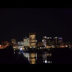 Richmond a noite