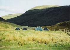 Wild Camping in Scotland Camping Scotland, Backpacking, Countryside, Almond, Coast, Hiking, Explore, Mountains, World