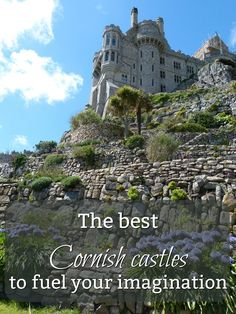Cornish castles are the stuff of legends. If you visit Cornwall, England and love stories from days of yore, do include at least one castle in your trip. Here are just a few to choose from. #Cornwall #castles #castle #England #visitCornwall #travel #familytravel #Cornishcastles #StMawes #Tintagel #SaintMichaelsMount #Tintagel #CaerhaysCastle