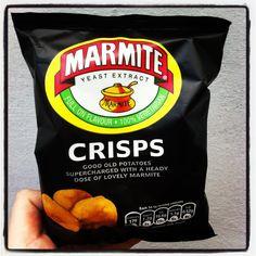 Marmite crisps - WOULD LOVE TO TASTE!
