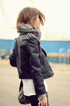 Almost bought a black bomber today... Keepin' it in mind.