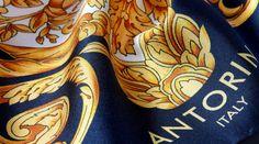 Hedvábné šátky jemné jako křídla motýlů – ANTORINI® Blog, Design, Italy, Design Comics