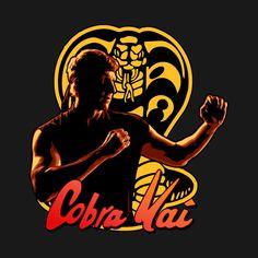 Cartoon Network, Cobra Kai T Shirt, Cobra Kai Wallpaper, Cult Movies, Films, Cobra Kai Dojo, Karate Kid Cobra Kai, King Cobra, Miyagi