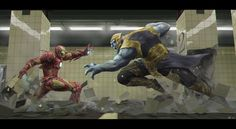 iron-man-attacks-in-art-by-lpis-s