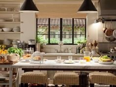 "Kitchen from ""It's Complicated"" love."
