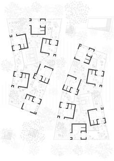 Proyecto del mes: Gascón+Lleida > Viviendas en Barcelona. | HIC Arquitectura