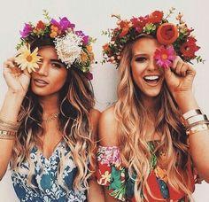 Inspiration fleurs La couronne en toute occasion.