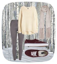 No. 249 by emmurray-md on Polyvore featuring H&M, River Island, Vans and Topshop