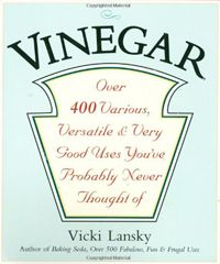 Vinegar - 400 uses