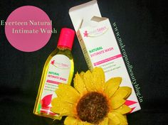 Makeup Review & Beauty Blog : Everteen Natural Intimate Wash review