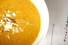 Ingwer-Orangen-Karotten-Suppe - BABY ROCK MY DAY