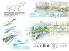 """""""Reviving Town Branch"""" by SCAPE / Landscape Architecture - Lexington, Kentucky, USA"""