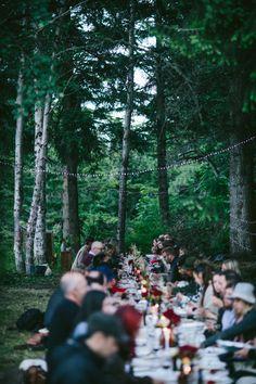 Secret Supper Thicket by Eva Kosmas Flores | Adventures in Cooking