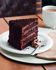 Tommy Bahamas Triple Chocolate Cake recipe