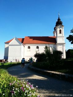 Tihany,  Abbey of Tihany,  Hungary