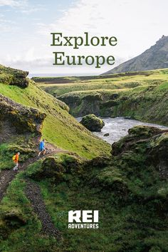 Stunning natural beauty awaits you beyond Europe's cities. With our local guides you'll hike to hot springs in Iceland, trek the glacier-clad Alps, kayak Croatia's turquoise waters, practice yoga in sunny Greece. See all our Europe trips and sign up today to delve deep into your dream destination. #REIadventures