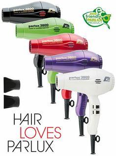 Parlux 3800 Eco Ceramic Hairdryer