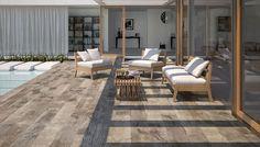 La decoración de tu hogar marca tu estilo de vida. Diseña tu terraza o jardín con un amplio catalogo de piezas cerámicas de gres porcelanico para exteriores. Baldosas resistentes , con diseños únicos que te pondrán en contacto con la naturaleza,
