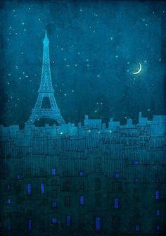 je t'aime paris, je t'aime