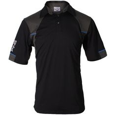 Ping Collection 2013 Mens Wildfire Golf Polo Shirt - Black/Raven Marl  Now £19.99 with free shipping!