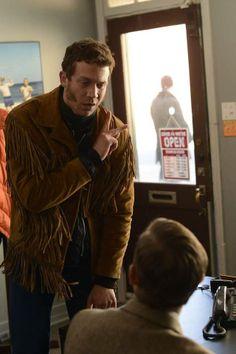 Fargo TV series on FX,  Russel Harvard as Mr. Wrench
