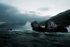 Stormy seas | The North Realm