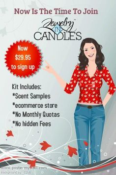 Jewelry in Candles https://www.jewelryincandles.com/store/brittanycruz/ #jewelry #candles #shop