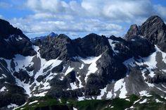 Austria nature Mountain