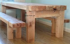 homemade furniture | handmade rustic garden furniture